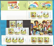 2006  KOSOVO  EUROPA CEPT SERBIA SRBIJA CHILDREN INTEGRAZION JETZ KAUFEN INTERESSANT MNH - Kosovo