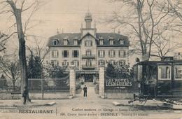 H145 - 38 - GRENOBLE - Grand Hôtel Lesdiguières - Cours Saint-André - Tramway - Grenoble