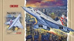 Maldives 2018   Concorde  MS - Maldives (1965-...)