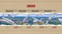Maldives 2018  S201805  Concorde - Maldives (1965-...)