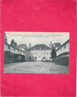 CONDAT LES MONTBOISSIER - 63 - Chateau De Liberty Façade Et Cour - DRO/SAL - - France