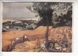Ps- PEETER BRUEGHEL - L'ete - La Moisson - Tableau - Peinture - - Paintings