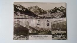 D158982  Austria  Kleinwalsertal - Kanzelwandbahn - Riezlern - Kleinwalsertal