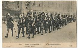 WWI Arrival Of New Zealand Troops 1914 ELD - Nouvelle-Zélande