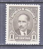 HONDURAS  298  * - Honduras