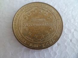 Monnaie De Paris 2008 - Chateau Royal De COLLIOURE Pyrenees Orientales - 2008