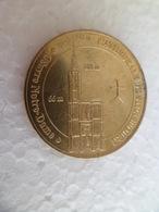 Medaille Monnaie De Paris 2012 - Oeuvre Notre Dame - Cathedrale De STRASBOUG - Monnaie De Paris