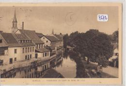 CPA -7572 -67 -Benfeld - Promenade Du Damm Au Bord De L'Ill - Benfeld