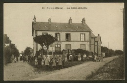 Orne-Nocé-La Gendarmerie - France