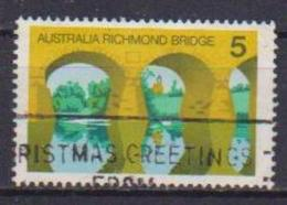AUSTRALIA 1976 PAESAGGI AUSTRALIANI UNIF. 646 USATO VF - 1966-79 Elizabeth II