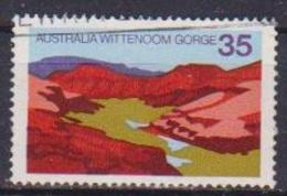 AUSTRALIA 1976 PAESAGGI AUSTRALIANI UNIF. 648 USATO VF - 1966-79 Elizabeth II