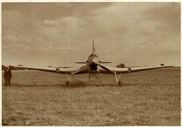 MILES KESTREL  16 * 12 CM Aviation, AIRPLAIN, AVION AIRCRAFT - Aviación