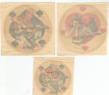 JOHNNY HALLYDAY ( CHROMOTRANSFERT , DECALCOMANIE ) : LES ANNEES YE - YE - Trade Cards