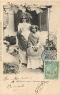 DIEGO SUAREZ   FEMMES SAKALAVES - Madagascar