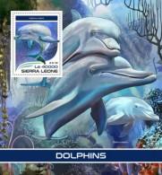 Sierra Leone 2018  S201805  Dolphins - Sierra Leone (1961-...)