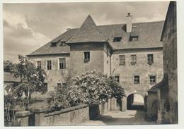 AK  Neue Abtei In Heilsbronn Nordflügel Mit Turm - Allemagne