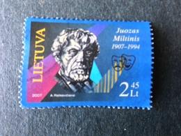 Used Stamp 2007 Lithuania - Lituania