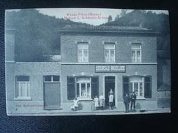 HAUTE-FLÖNE : Maison L. ROBBEETS-GROSJEAN En 1908 - Amay