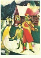 """""""Le Violoniste"""" Marc Chagall  (1911-1914) - Pittura & Quadri"""