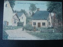 Village De CHALLES En 1907 - Stavelot