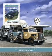 Sierra Leone 2018 S201805  Beetle Car - Sierra Leone (1961-...)