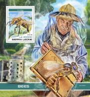 Sierra Leone 2018 S201805 Bees - Sierra Leona (1961-...)
