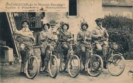 H146 - 38 - PONCHARRA - Isère - Orchestre De La Maison Cavagnat - Cycles à Pontcharra à Motocyclettes Prêt à Jouer - Pontcharra