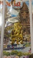 CAMBODIA - ASPARA KEYRING - BRAND NEW (2008) IN RETAIL PACKING - Key-rings