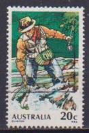 AUSTRALIA 1979 LA PESCA UNIF. 729 USATO VF - 1966-79 Elizabeth II