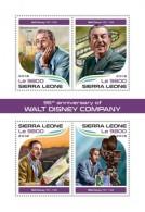 Sierra Leone 2018  S201805  Walt Disney Company - Sierra Leone (1961-...)