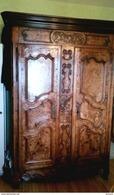 FRANCE. ARMOIRE BRESSANE .ALENTOUR 1880/1890. - Furniture