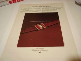 PUBLICITE AFFICHE MONTRE WATERMAN 1979 - Jewels & Clocks