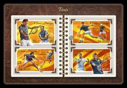 Sao Tome 2018  Tennis - Sao Tome And Principe
