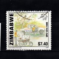 Zimbabwe 1999 Mi Nr 633 , Upu - Zimbabwe (1980-...)