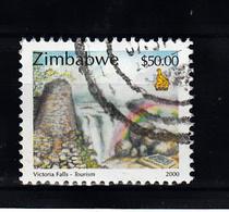 Zimbabwe 2000 Mi Nr 671 , Victoria Watervallen -2 - Zimbabwe (1980-...)