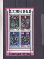 Médailles - Trinidad & Tobago - Yvert BF 2 ** - MNH - - Trinité & Tobago (1962-...)