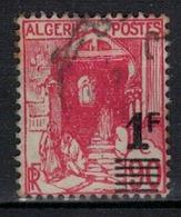 ALGERIE        N°  YVERT     158  OBLITERE       ( O   3/28 ) - Algerien (1924-1962)