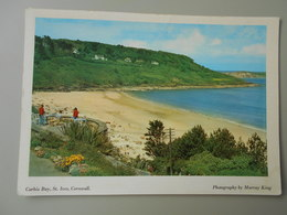 ANGLETERRE CORNWALL / SCILLY ISLES ST. IVES CARBIS BAY  PHOTOGRAPHY BY MURRAY KING - St.Ives