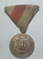 Médaille Autrichienne , Médaille Commémorative Du Tyrol 1914-1918 AUSTRIA MEDAL . - Germany