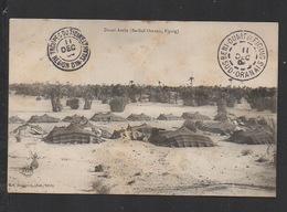 DD / SUR CARTE POSTALE CACHET MILITAIRE / TROUPES DU TIDIKELT REGION D'IN-SALAH (ALGERIE) - Postmark Collection (Covers)