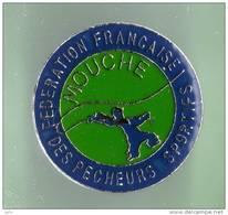 FEDERATION FRANCAISE DES PECHEURS SPORTIFS *** 0030 - Badges