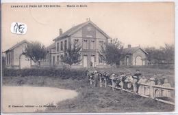 EPREVILLE-PRES-KE NEUBOURG- MAIRIE ET ECOLE - Francia