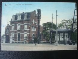 ANS : L'aubette Et La Maison DORJO En 1919 - Ans