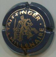 CAPSULE-CHAMPAGNE TAITTINGER N°95 Cuvée Du Milénaire - Taittinger