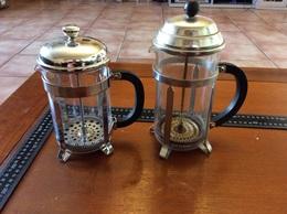 2 Cafetière Melior 6 Et 8 Tasses - Popular Art