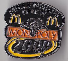 PIN'S   THEME MAC DONALD'S  MILLENIUM GREW  MONOPOLY 2000 - McDonald's
