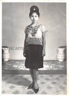 Photo In Philippines In 1963 In Molave Zamboanga Del Sur - Filipina Beautiful Young Girl - Jolie Jeune Fille - Mode - Persone Identificate
