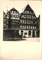 41577445 Tuebingen Marktplatz Brunnen Tuebingen - Tuebingen