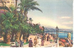 Monaco - CPA - Monte-carlo - Les Terrasses Du Casino - Terrassen