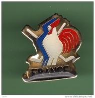 HOCKEY FRANCE *** COQ *** 0031 - Badges